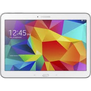 Product image of Samsung Galaxy Tab 4 SM-T535 (10.1 inch) Tablet Quad Core 1.2GHz 1.5GB 16GB WLAN 3G 4G LTE BT Camera Android 4.4 KitKat (White)
