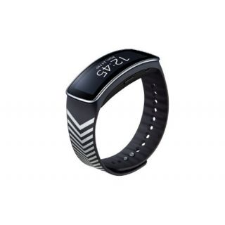Product image of Samsung ET-SR350R Brand Edition Strap (Nicholas Kirkwood) for Gear Fit Wearable