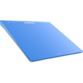 Product image of Samsung SE-208GB (8x) DVD-Writer Slim USB 2.0 External (Blue)