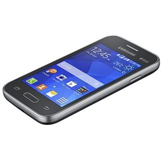 Product image of Samsung Galaxy Young 2 SM-G130 (3.5 inch) Smartphone 1GHz 0.5GB 3G WLAN BT NFC Camera Android 4.4 KitKat (Grey)