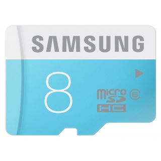 Product image of Samsung Standard (8GB) Micro SDHC Memory Card
