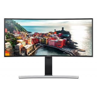 Product image of Samsung S34E790CN (34 inch) Ultra WQHD Curved LED Monitor 3000:1 300cd/m2 3440x1440 DisplayPort/HDMI