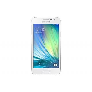 Product image of Samsung Galaxy A3 SM-A300F (4.5 inch) Smartphone Quad Core 1.2GHz 1.5GB RAM 16GB ROM LTE 4G WiFi BT NFC GPS Camera Android KitKat (Pearl White)