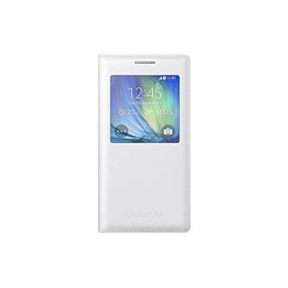 Product image of Samsung EF-CA500B View Cover (White) for Galaxy A5 Smartphone