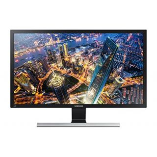 Product image of Samsung U24E590D (24 inch) UHD Monitor 1000:1 300cd/m2 3840x2160 4ms DisplayPort/HDMI