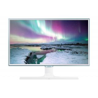 Product image of Samsung S27E370D (27 inch) Full HD LED Monitor 1000:1 300cd/m2 1920x1080 4ms HDMI/VGA with Smartphone Wireless Charging