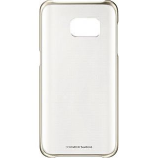 Product image of Samsung Galaxy S7 Clear Cover Gold