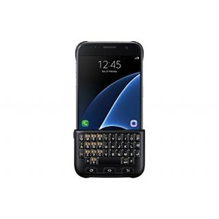 Product image of Samsung Keyboard Cover (Black) for Galaxy S7 edge Smartphone