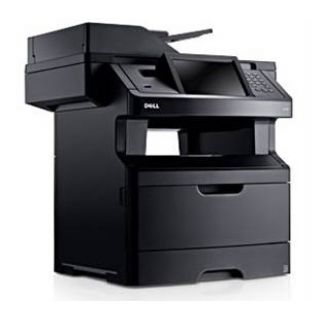 Product image of Dell 3335dn (A4) Mono Laser Multifunction Printer )Print/Copy/Scan/Fax) 128MB 7 inch Colour Touch Screen 38ppm