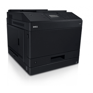 Product image of Dell 5230dn (A4) Mono Laser Printer (Duplexed+Networked) 600dpi 128MB 43ppm 250 Sheet Paper Tray, 100 Sheet Multi-Purpose Tray