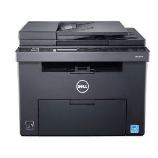 Product image of Dell C1765nfw (A4) Colour LED Multifunction Wireless Printer (Print/Copy/Scan/Fax) 128MB RAM 16MB ROM 15ppm (Mono) 12ppm (Colour) 30,000 (MDC)