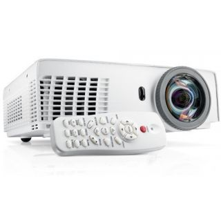 Product image of Dell S320Wi 3D Projector 2200:1 3000 Lumens 1024x768 3.18kg (WLAN)