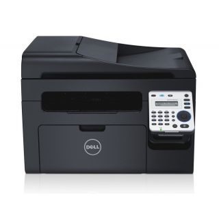 Product image of Dell B1165nfw (A4) Mono Laser Multifunction Printer (Print/Copy/Scan/Fax) 128MB 20ppm (20,000 (MDC)