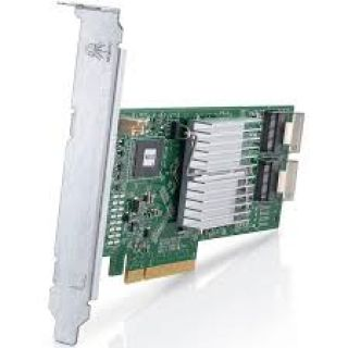 Product image of DELL 405-12172 PERC H310 Integrated RAID Controller  Full Height Adapter - Kit