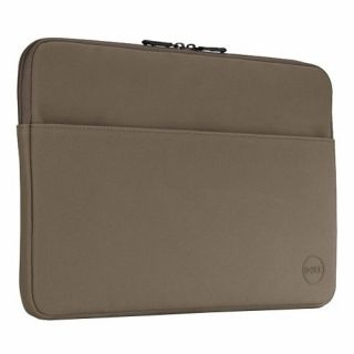 Product image of Dell Notebook Sleeve (Tan) for 15 inch Inspiron Notebooks/Inspiron Ultrabooks