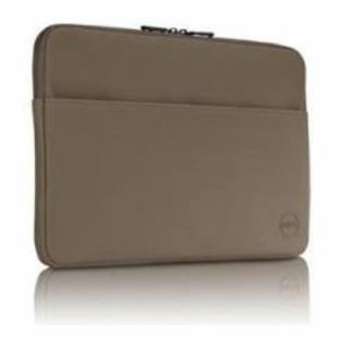 Product image of Dell Notebook Sleeve (Tan) for 17 inch Inspiron Notebooks/Inspiron Ultrabooks