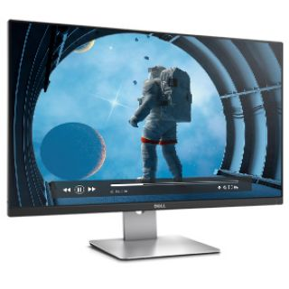 Product image of Dell S2715H (27 inch) Full HD LED Backlit LCD Monitor 1000:1 250cd/m2 1920x1080 6ms HDMI/MHL Black (UK)