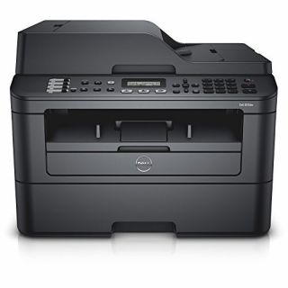 Product image of Dell E515dn (A4) Mono Laser Multifunction Ethernet Printer (Print/Copy/Scan/Fax) 64MB 2 Line LCD 26ppm 10,000 (MDC)