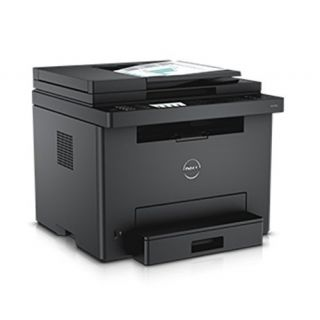 Product image of Dell E525w (A4) Colour Laser Multifunction Printer (Print/Copy/Scan/Fax) 512MB 4-Line LCD 18ppm (Mono) 18ppm (Colour) 30,000 (MDC)