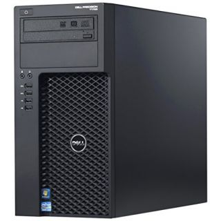 Product image of DELL Precision T1700 MT Intel i5 6M Cache, up to 3.90 GHz 8GB 2x4GB 1600MHz DDR3 1TB SATA 7.2k rpm 3.5