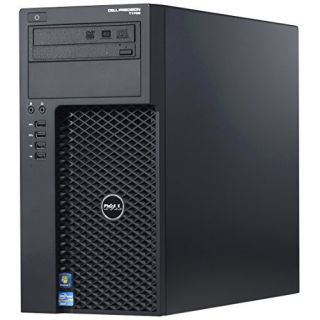 Product image of DELL Precision T1700 MT Intel i7 8M Cache, up to 4.00 GHz 8GB 2x4GB 1600MHz DDR3 1TB SATA 7.2k rpm 3.5