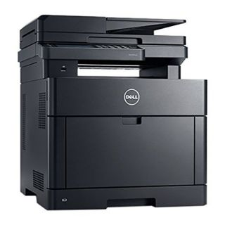 Product image of Dell H625cdw (A4) Colour Laser Cloud Multifunction Printer (Print/Copy/Scan/Fax) 1GB 4.3 inch Colour Touchscreen 23ppm (Mono) 23ppm (Colour) 38,000 (MDC)