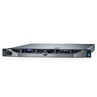 Product image of Dell PowerEdge R330 (1U) Rack Server Xeon E3 (1220 v5) 3GHz 8GB 2TB (2x1TB)