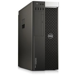 Product image of Dell Precision T5810 Intel Xeon E5-1620 v3 (10M Cache, 3.50 GHz) 16GB (2x8GB) 1600MHz DDR4 1TB SATA (7.2k rpm) 3.5