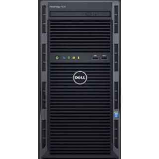Product image of Dell PE T130/Chassis 4 x 3.5