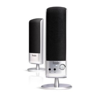 Product image of Guillemot/Hercules XPS 2.0 10 Speakers (Silver)