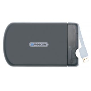 Product image of Freecom ToughDrive (500GB) 7200rpm 2.5 inch USB 3.0 SATA Hard Drive (External)