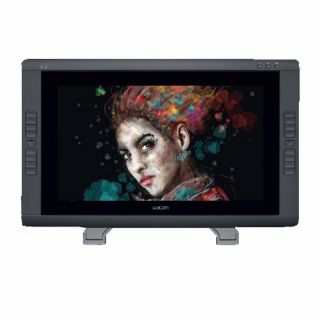 Product image of Wacom Cintiq 22HD Touch (21.5 inch) Interactive Pen Display (Black)