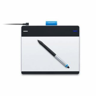 Product image of Wacom Intuos CTH-480S Small Pen and Touch Tablet (EN & ES)