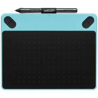 Product image of Wacom Intuos Small Art Creative Pen and Touch Tablet (Mint Blue)