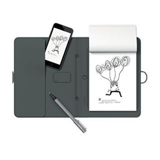 Product image of Wacom Bamboo Spark Smart Folio with Gadget Pocket