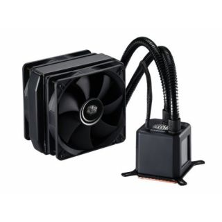 Product image of Cooler Master Eisberg 120L Prestige All In One Liquid CPU Cooler Kit