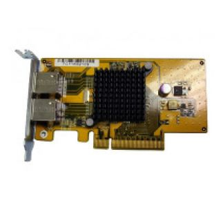 Product image of QNAP Dual-port 10 GbE Network Expansion Card for Tower Models TS-879 Pro/TS-1079 Pro
