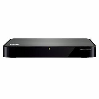 Product image of QNAP HS-251 2-Bay Silent/Fanless Network Attached Storage (NAS) Celeron 2.4GHz 2GB (0TB) QTS 4.1 (Black)