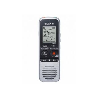 Product image of Sony ICDBX112 2GB voice recorder with Memory Card slot