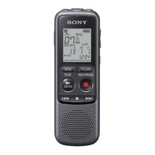 Product image of Sony ICD-PX240PX Series (4GB) MP3 Digital Voice IC Recorder