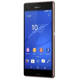 Product image of Sony Xperia Z3 (5.2 inch) Android HD Smartphone 3GB 1080P Full HD Display 20.7MP Camera (Copper)