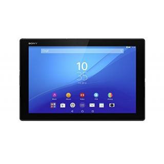 Product image of Sony Xperia Z4 (10.1 inch) Display Android Tablet (32GB) LTE (Black) with Bluetooth Keyboard BKB50