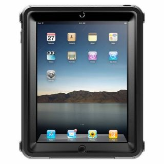 Product image of OtterBox Defender Series Case (Black) for Apple iPad