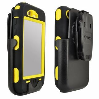 Product image of OtterBox Defender Case for Apple iPhone 3G - Yellow/Black