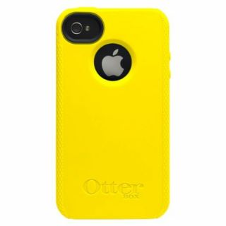 Product image of OtterBox Impact Case for iPhone 4 - Yellow