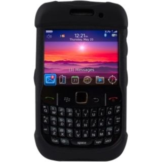 Product image of OtterBox Impact Series Case (Black) for BlackBerry 8500/9300 Smartphones