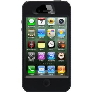 Product image of OtterBox Impact Series Case for Apple iPhone 4/4S - Black