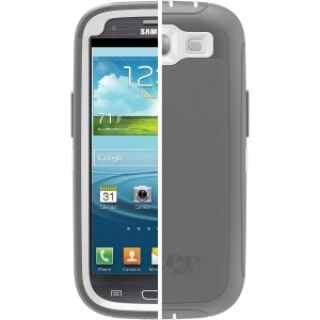 Product image of OtterBox Defender Series Case (Glacier) for Samsung Galaxy S3 Smartphone