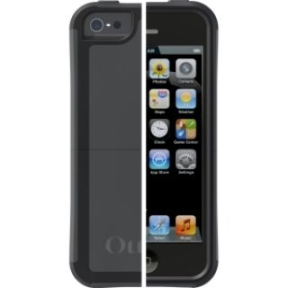 Product image of OtterBox Reflex Series Case (Coal: Slate Grey/Black) for iPhone 5