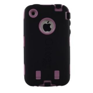 Product image of OtterBox Defender Series Case (Pink/Black) for iPhone 3G/3GS